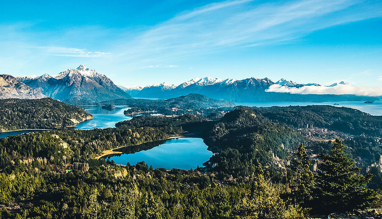 Nahuel Huapi Nationalpark in Argentinien