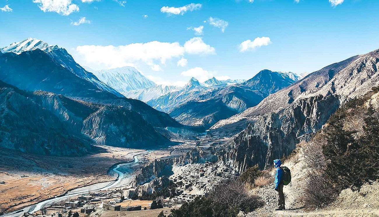 reise nepal