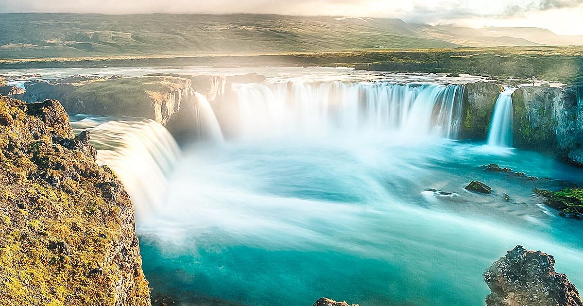 Island Argentinien