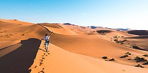 Highlightreise durch Namibia