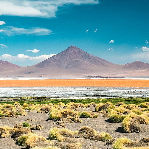 Atacamawüste in Chile