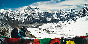Gokyo, 2 Pässe & das Everest Base Camp