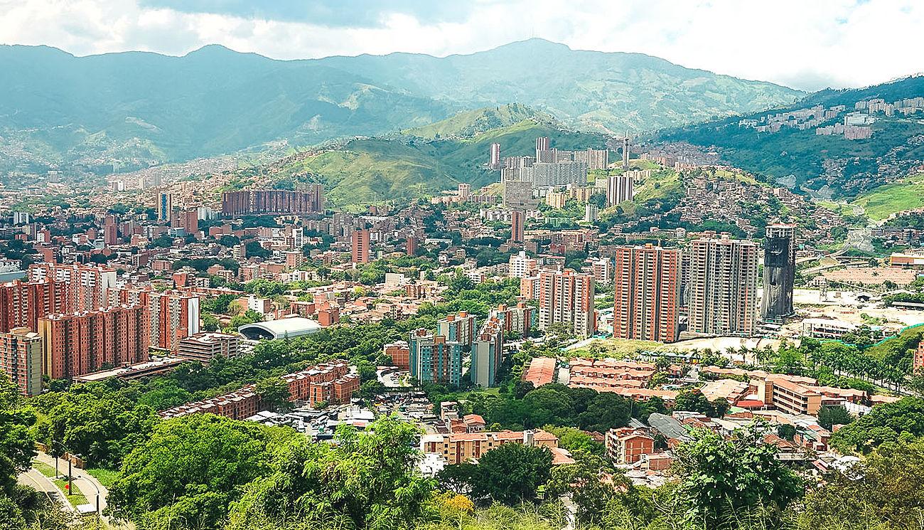 Medellín Kolumbien