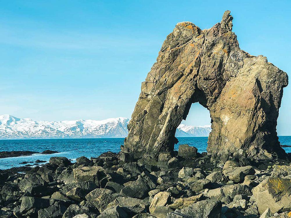 Einmal um die Insel: Von Hütte zu Hütte, 2-wöchige Island Reise