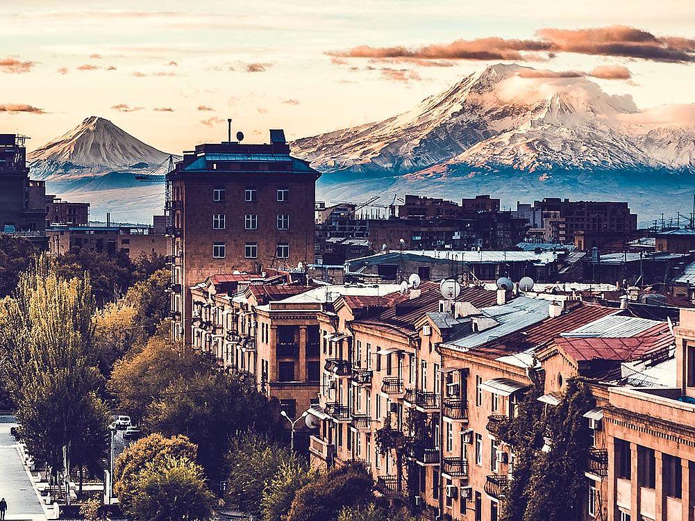 2 Wochige Rundreise Durch Georgien Und Armenien 2 Wochige Armenien Reise