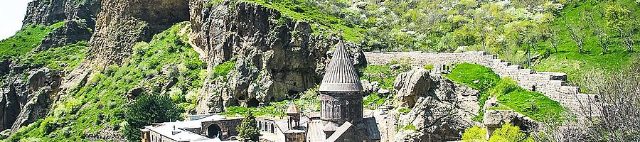Geghard In Armenien